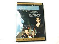 Rear Window (DVD, 2001, Collectors Edition) James Stewart Grace Kelly