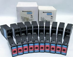 Cooper Bussmann Telpower Miniature Fuse & Disconnect Switch TPM-30 + TPMDS-M
