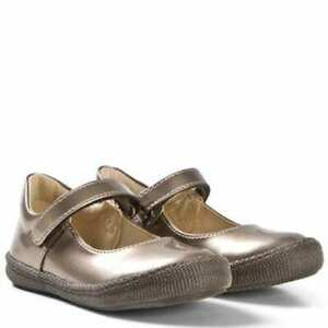PRIMIGI 2432211 GOLD MARY JANE GIRLS INFANT JUNIOR CHILDRENS KIDS CASUAL SHOES