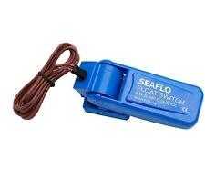 Blue Seaflo Bilge Pump Auto Float Control Switch Automatic 12v 24V 36V Boat