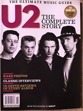 U2 - The Ultimate Music Guide, UNCUT Magazine Special Issue 2017 NEW