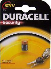 Confezione 1 Pila Batteria Duracell MN11 6v Alcalina E11A Telecomandi moc