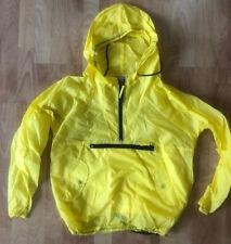 Lot of 18 Orange Green Yellow Windbreakers Rain Jacket Bright S M L Small Medium