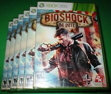 Lot of 6 BioShock Infinite Xbox 360 *Compatible w/ Xbox One! *New! *Free Ship!