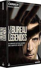 Le bureau des Legendes - Saison 1 StudioCanal Eric Rochant Generique DVD