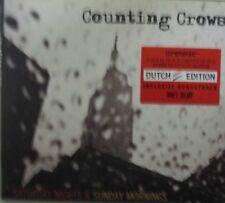 COUNTING CROWS - SATURDAY NIGHTS - SUNDAY MORNINGS - CD - DIGIPACK