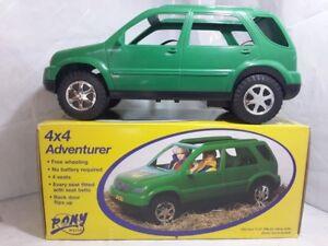 AUTO MODELLO THE PONY WORLD RANGE 555 MODELLO ADVENTUR 4X4