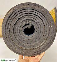 1m Foil Back Closed Cell Foam Insulation Sound Proofing Heat Mat Camper Van GMPE