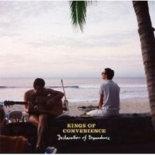 "KINGS OF CONVENIENCE ""DECALRATION OF DEPENDENCE"" CD NEU"