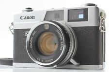 [Excellent5] Canon Canonet QL17 40mm f/1.7 Rangefinder Film Camera From Japan 19