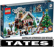 LEGO 10249 WINTER TOY SHOP CREATOR from Tates ToyWorld
