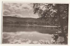 Vintage Postcard - St Mary's Loch Showing Tibbie's - Unposted 2058