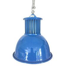 Plafonniers et lustres bleu en métal pour la maison