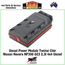 Diesel Power Module Tuning Chip suit Nissan Navara NP300 D23 2.3l 4x4