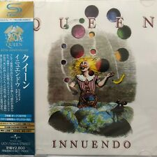 Innuendo by Queen (SHM-2CD), 2011 UICY-75065/6