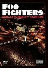 FOO FIGHTERS - LIVE AT WEMBLEY STADIUM - DVD - REGION 2 UK