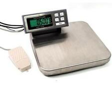 25 LB DIGITAL PIZZA SCALE HANDS FREE SWITCH NSF FOOD SAFETY CERTIFIED BAKERY NEW