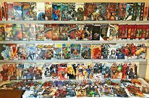 Lot 100 DC comics  52, countdown, crises, superman, wonder woman, Batman (D6)