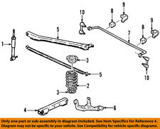 FORD OEM 05-14 Mustang Rear Suspension-Spring Insulator 5R3Z5586AA