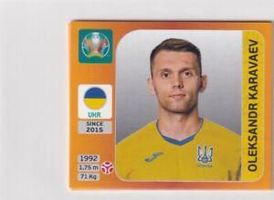 Panini Euro Em 2020 - 2021 Tournament Edition Sticker No. 325 O.Karavaev