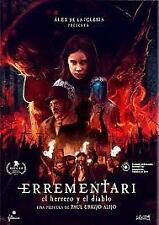 "DVD FILM ""ERREMENTARI (Herrero y Diablo)(2)"".New and sealed"