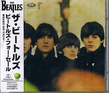 Beatles for sale Japon importation nouveau OVP sealed with Obi