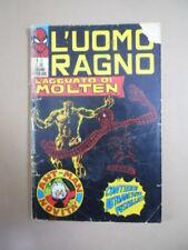 L'UOMO RAGNO n°22 1971 ED. Corno  [SP14]
