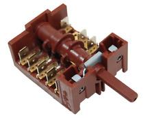Genuine Delonghi CDA Caple Kenwood Oven Cooker Function Selector Switch 050032