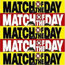 Match Of The Day Football (Soccer) Magazine Annual Picture – Various
