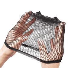 Black Mesh Wig & Weave Weaving Cap Comfortable Elastic Nylon Hair Net Stretch