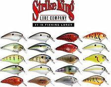 Strike King KVD Square Bill 1.5 Crankbait, Choice of Colors