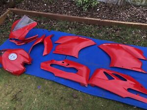 Ducati Panigale 1299 959 complete standard fairing painted