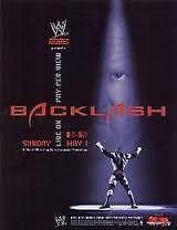 WWE - Backlash 2005 (DVD, 2005) NEW SEALED Region 4