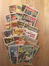 Collection Coq Hardi - Série complète des 46 fascicules en TBE