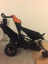 micralite twofold Single To Double Buggy Built-in Buggy Board Stroller