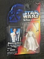 Star Wars Power of the Force Red Card Princess Leia Action Figure For Kids