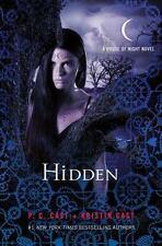 HIDDEN HOUSE OF NIGHT # 10 by PC Kristin Cast 2012 NEW book vampires romance HB