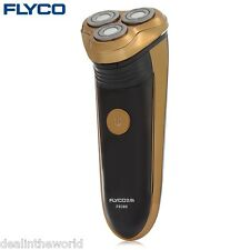FLYCO FS360 Flottant Rasoir Electrique Sans Fil Rechargeable Pop-up Tailleur