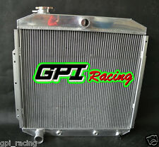 FOR FORD PICKUP F350 F250 F100 FORD Engine 1953 1954 55 1956 ALUMINUM RADIATOR