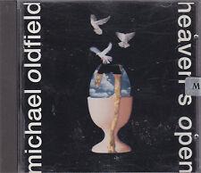 MICHAEL OLDFIELD - heavens open CD