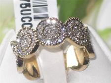 Markenlose runde Modeschmuck-Ringe im Band-Stil