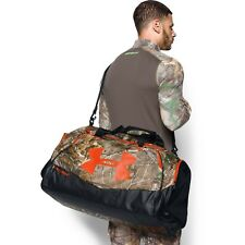 Under Armour Storm  Camo Undeniable LG Duffle Bag Sport Football Water Resistant