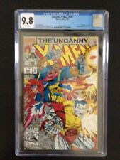 CGC 9.8 Uncanny X-Men 292 White Pages - Free Shipping