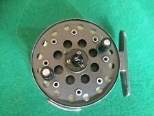 """GRICE AND YOUNG ltd OF CHRISTCHURCH CROWN ROYAL 3 9/16 """" CENTREPIN REEL"""