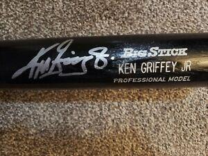 Ken Griffey Jr. Signed Bat