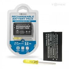 New Rechargeable Battery for Nintendo 3DS or Wii U Pro Controller