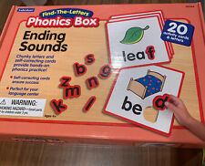 Lakeshore Phonics Box Ending Sounds