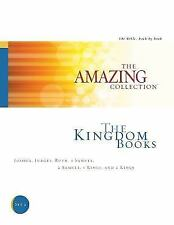 The Amazing Collection the Kingdom Books Joshua, Judges, Ruth, 1 & 2 Samuel, 1 &