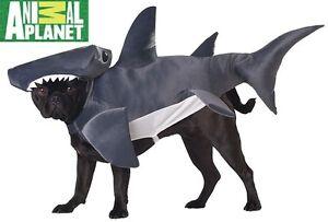 Hammerhead Shark Animal Planet Cute Fancy Dress Halloween Pet Dog Cat Costume
