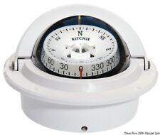 Boussole Ritchie Voyager 3 encastrable blanche/blanche Marque navigation 25